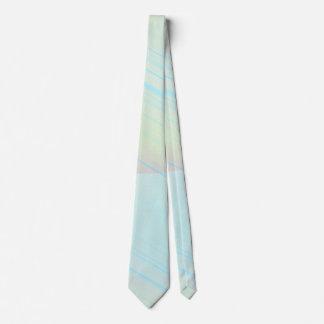 Pretty Pastels - Blue Yellow Pink Tie