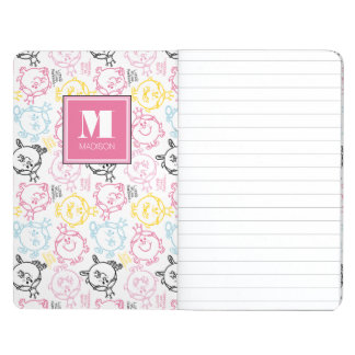 Pretty Pastels Pattern | Add Your Name Journals