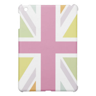 Pretty Pastels Union Flag  iPad Mini Covers