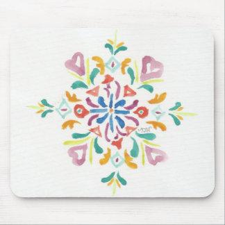 Pretty Pattern Art Mouse Pad