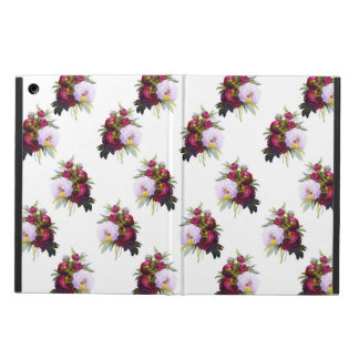 Pretty Peonies Pattern iPad Air Case