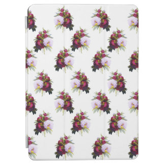Pretty Peonies Pattern iPad Air Cover