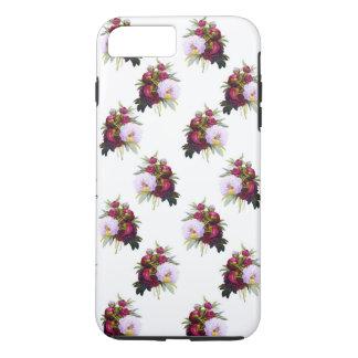 Pretty Peonies Pattern iPhone 8 Plus/7 Plus Case