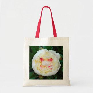 Pretty Peony Tote Bag