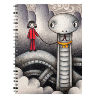 Pretty pet notebook