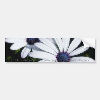 Pretty Petals 5 Bumper Sticker