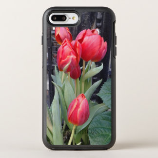 Pretty Petals Tulip Otterbox iPhone OtterBox Symmetry iPhone 7 Plus Case