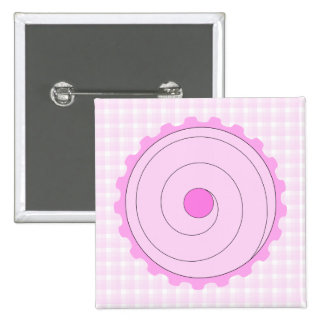 Pretty Pink Cupcake Pins