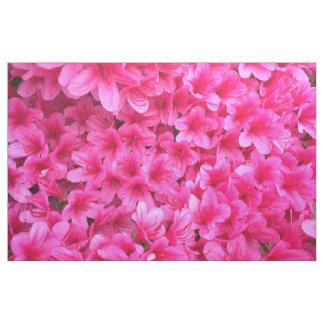 Pretty Pink Floral Fabric