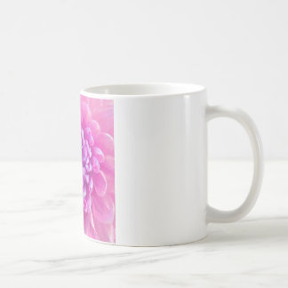 Pretty Pink Flower Mug