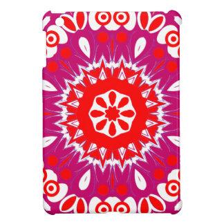 Pretty Pink Lavender Art Designer iPad Mini Case