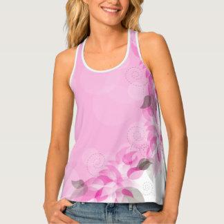 Pretty Pink Petals Tank Top
