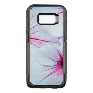 Pretty Pink Petunias OtterBox Commuter Samsung Galaxy S8+ Case