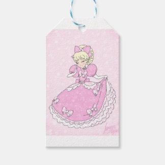 Pretty Pink Princess Gift Tags