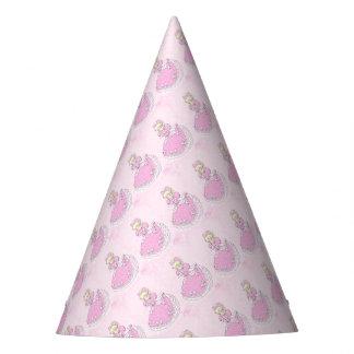 Pretty Pink Princess Party Hat