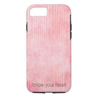 Pretty Pink Stripes Case-Mate iPhone Case
