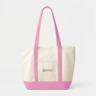 Pretty Pink Tote Bag