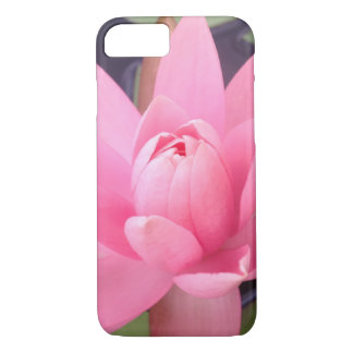 Pretty Pink Water Lily Lotus iPhone 8/7 Case