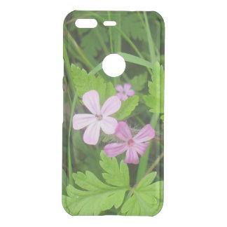 Pretty Pink Wildflowers Uncommon Google Pixel Case