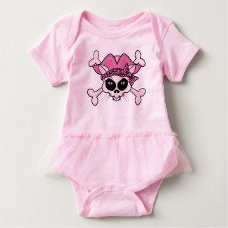 Pretty Pirate Kitty Baby Bodysuit