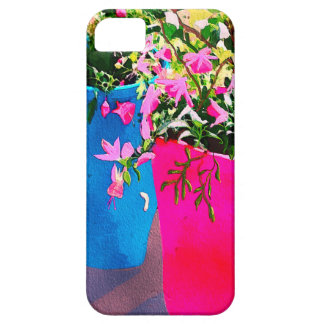 Pretty Plant Pots Case For The iPhone 5