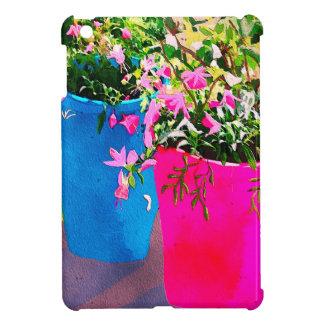 Pretty Plant Pots iPad Mini Cases