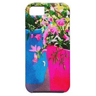 Pretty Plant Pots iPhone 5 Cases