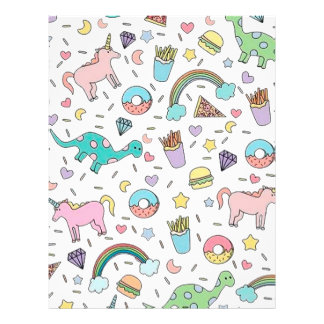 Pretty Please With Sprinkles On Top Letterhead