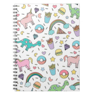 Pretty Please With Sprinkles On Top Notebooks