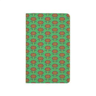 Pretty Poinsettia Journal
