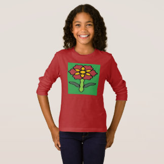 Pretty Poinsettia T-Shirt