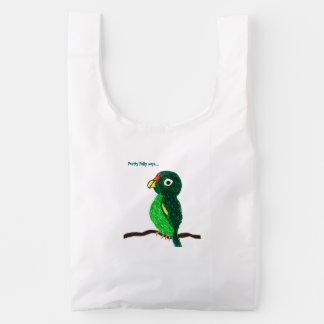 Pretty Polly Says... Reusable Bag