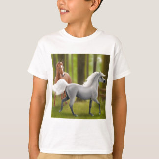 Pretty Pony Kids T-Shirt