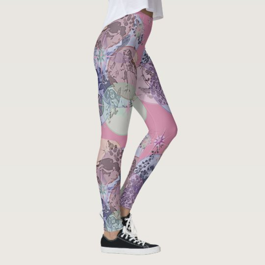 PRETTY PRAYERS-LEGGINGS LEGGINGS