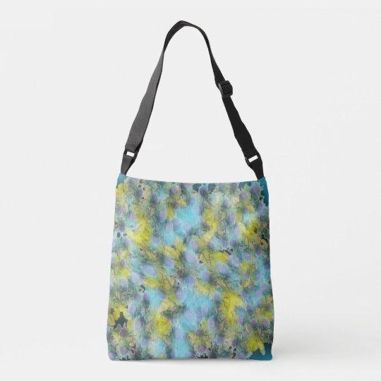 Pretty Print Crossbody Bag