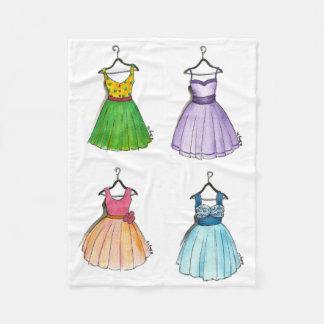 Pretty Prom Dress Vintage Dresses Fashion Blanket