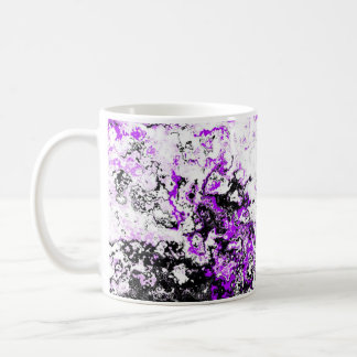 Pretty Punk Purple Designer Mug