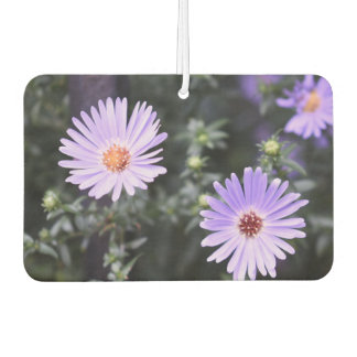 Pretty Purple Flowers Original Garden Photography Air Freshener