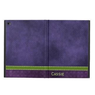 Pretty Purple iPad Air 2 Folio Case