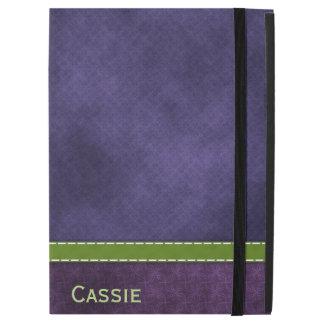 Pretty Purple iPad Pro Folio Case