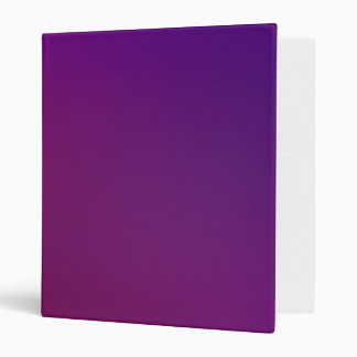Pretty Purples Avery Binder
