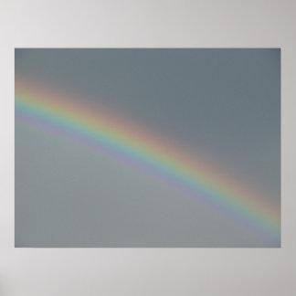 Pretty Rainbow Poster