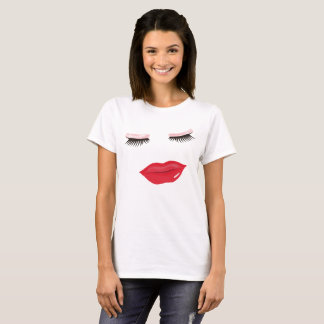 Pretty Red Lips T-Shirt