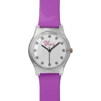 Pretty Rhinestone Wristwatch