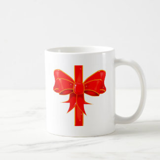 Pretty Ribbon Bow Coffee Mug