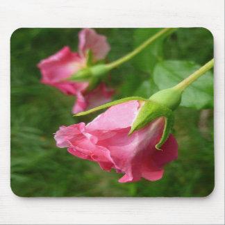 Pretty Rose mousepad