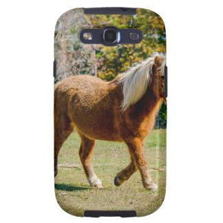 Pretty Shetland Pony Samsung Galaxy SIII Cover