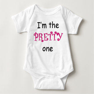 Pretty & Smart Baby Bodysuit