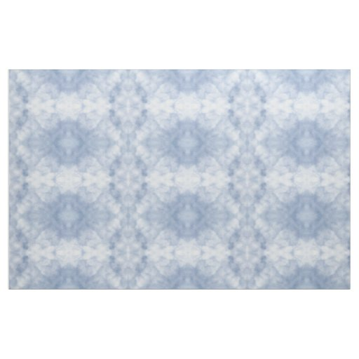 Pretty spring cloudy pastel blue sky 0155 fabric