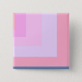 Pretty stripe square button